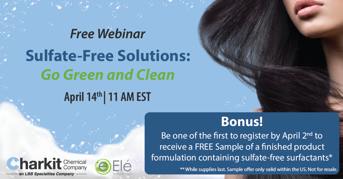 Sulfate-Free Solutions: Go Green and Clean!