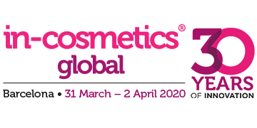 in-cosmetics Global Logo