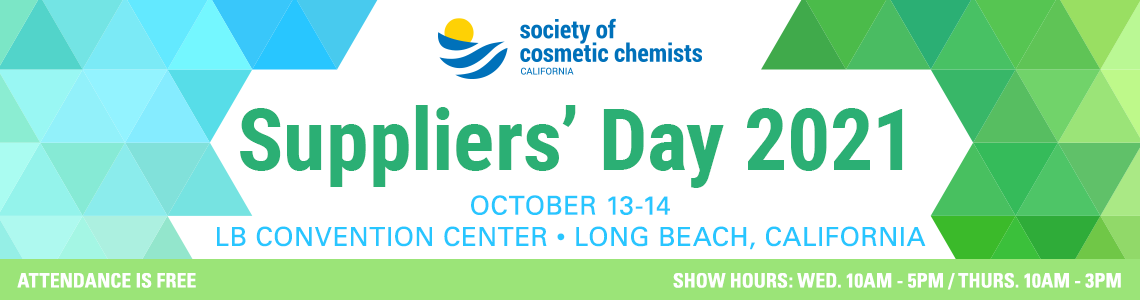 SCC California Suppliers' Day 2021 Logo