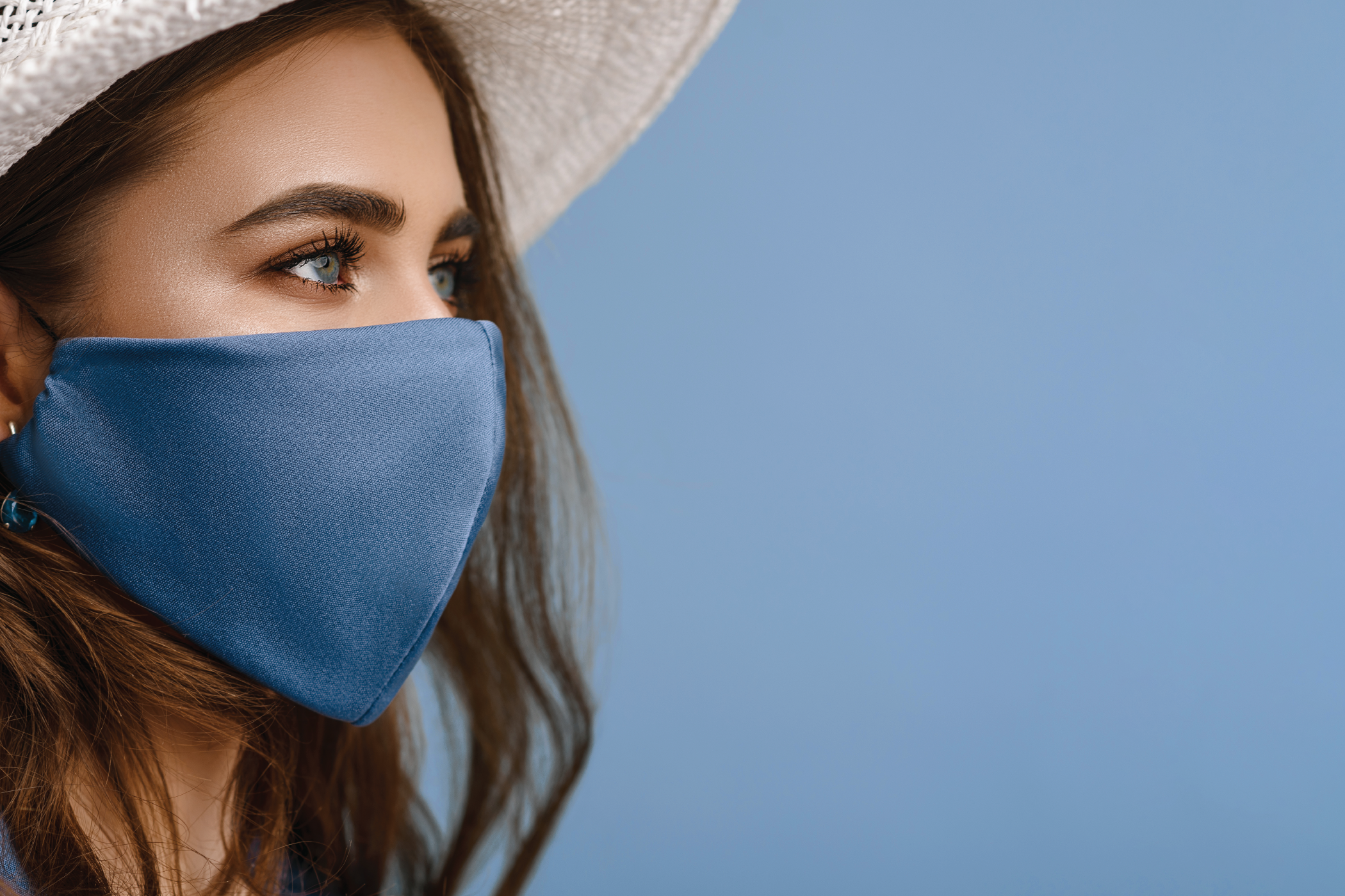 It's a Skin-demic: Combatting the Issues of Pandemic Beauty Logo